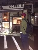 chanさんの「DOORS URD BACKPACK(URBAN RESEARCH DOORS MENS アーバンリサーチ ドアーズ メンズ)」を使ったコーディネート