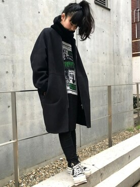 HYSTERICS青山店|fukuchanさんの(HYSTERIC GLAMOUR|ヒステリックグラマー)を使ったコーディネート