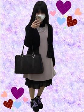 HIKARUさんの(mon Lily|モンリリィ)を使ったコーディネート