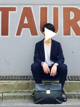 Kazuさんの(Instagram)を使ったコーディネート