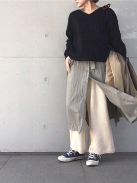 KAMILi tomoko ogawaさんの(KAMILI|カミリ)を使ったコーディネート