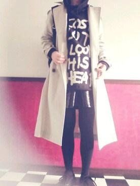 c´    さんの(PLAIN CLOTHING|プレーンクロージング)を使ったコーディネート