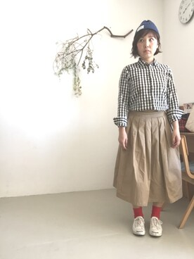 naoさんの(しまむら|シマムラ)を使ったコーディネート