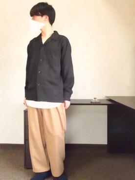 亀山@ふじくんさんの(WEGO|ウィゴー)を使ったコーディネート