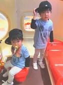 eito&shutoさんの「【adidas】アディダス/VALCLEAN2 CMFI(adidas|アディダス)」を使ったコーディネート
