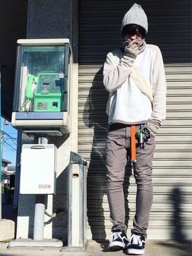 萩さんの(NIKE|ナイキ)を使ったコーディネート