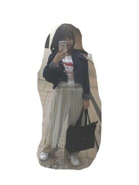 「CANVAS BAG / UUSI MINI MATKURI(marimekko)」 using this kana looks