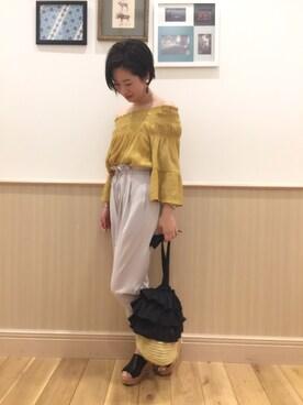 ららぽーと TOKYO-BAY ViS|中村ゆうきさんのコーディネート