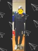 (adidas) using this やっさん looks