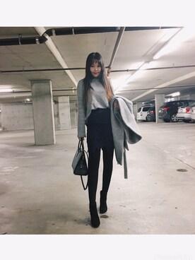 (ZARA) using this Charlotteee looks