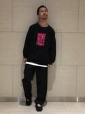 Kazuki Kawaharadaさんの「BY K10 ネックレス2(BEAUTY&YOUTH UNITED ARROWS|ビューティアンドユースユナイテッドアローズ)」を使ったコーディネート
