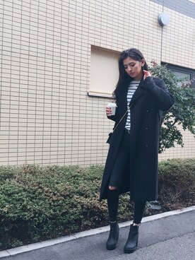 畑井咲耶さんの(KBF+)を使ったコーディネート