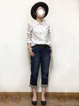 Aki♡さんの(8(eight)|エイト)を使ったコーディネート