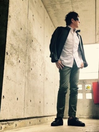 イーサン・ハント🕶さんの「[アディダス] BC★ADIDAS SUPER STAR 80s MONO スニーカー(adidas originals|アディダスオリジナルス)」を使ったコーディネート