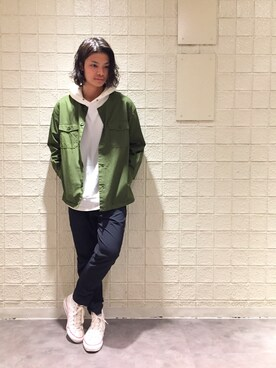 RAGEBLUEルミネエスト店|鈴木隆文さんの(RAGEBLUE|レイジブルー)を使ったコーディネート