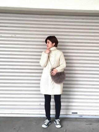 LIFE's代官山店|Natsumiさんの(TODAYFUL|トゥデイフル)を使ったコーディネート