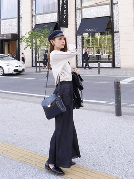 misato_muraokaさんの(rienda|リエンダ)を使ったコーディネート