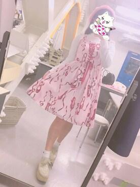 ♡ chihiro ♡さんの(Samantha Tiara|サマンサティアラ)を使ったコーディネート