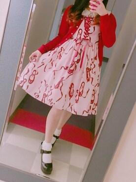 ♡ chihiro ♡さんの(Ank Rouge|アンクルージュ)を使ったコーディネート