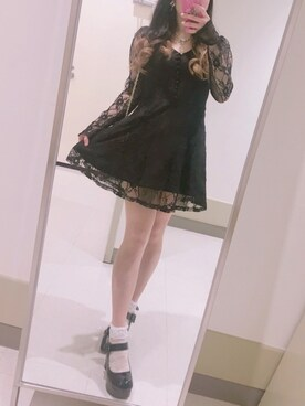 ♡ chihiro ♡さんの(Honey mi Honey|ハニーミーハニー)を使ったコーディネート