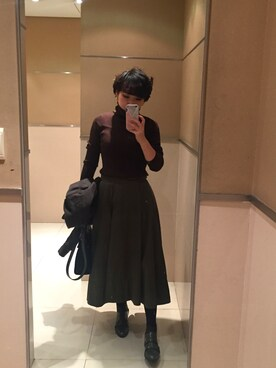 (UNIQLO) using this 柏原 looks
