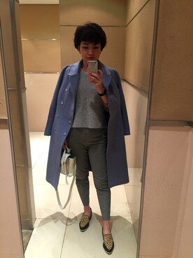 (UNIQLO) using this 柏原 looks
