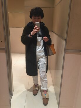 (Minnetonka) using this 柏原 looks