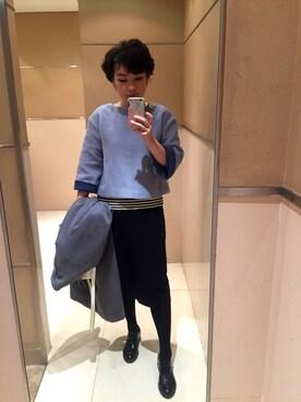 (SLOBE IENA) using this 柏原 looks