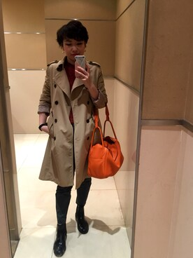 (w closet) using this 柏原 looks
