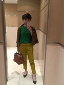 (HERMES) using this 柏原 looks