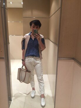 (TOD'S) using this 柏原 looks
