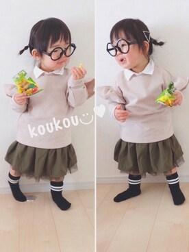 koukou..さんの(apres les cours アプレレクール)を使ったコーディネート