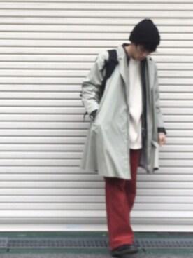 YaoKi【服を売らない店員さん】さんの(Levi's|リーバイス)を使ったコーディネート