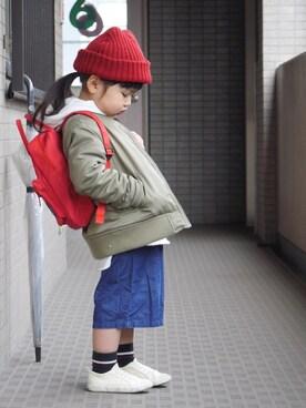 miwako♡ishibashiさんの(RADCHAP|ラッドチャップ)を使ったコーディネート
