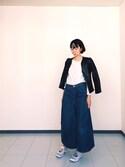 fusako is wearing DRIES VAN NOTEN