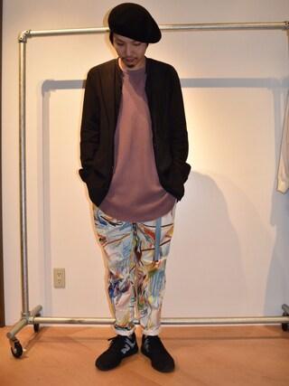 「NEW BALANCE【ニューバランス】MRL247(New Balance)」 using this Lui's ルクア大阪店|S.FUJITANI looks