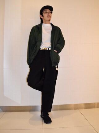 Lui's ルクア大阪店|S.FUJITANIさんの(ESSAY|エッセイ)を使ったコーディネート
