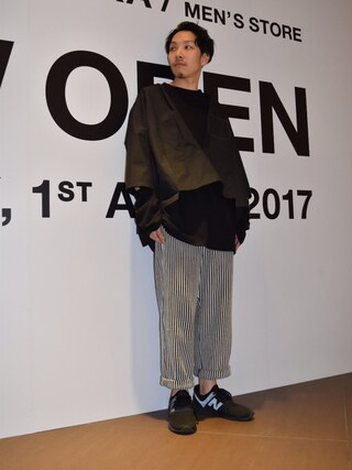 (SYU) using this Lui's ルクア大阪店|S.FUJITANI looks