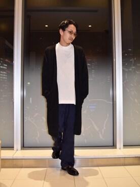 Lui's ルクア大阪店 S.FUJITANIさんのコーディネート