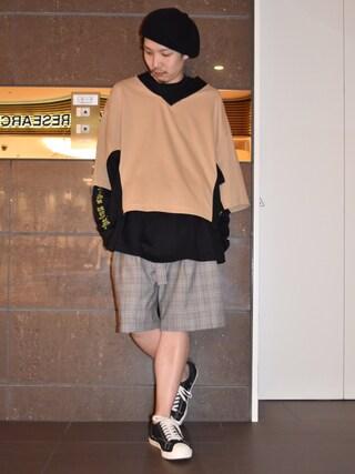 (Lui's) using this Lui's ルクア大阪店|S.FUJITANI looks