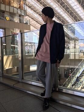 Lui's ルクア大阪店|S.FUJITANIさんの(Lui's|ルイス)を使ったコーディネート