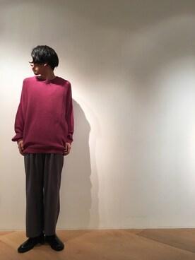 Lui's ルクア大阪店|S.FUJITANIさんのコーディネート