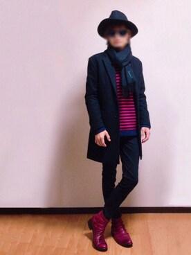 Tさんの(Yves Saint Laurent|イヴサンローラン)を使ったコーディネート