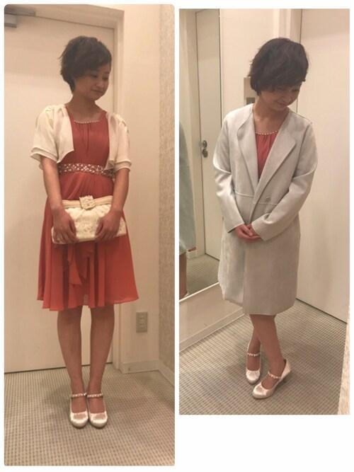 結婚式 ゲストドレス 20代 女