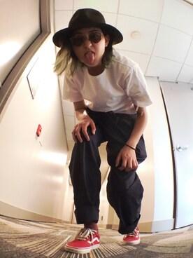 「Vans Old Skool Sneaker(VANS)」 using this Natsuki Tanaka looks