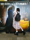 MIKAZUKIさんの「WEGO/花柄シアーロングシャツワンピース(WEGO|ウィゴー)」を使ったコーディネート