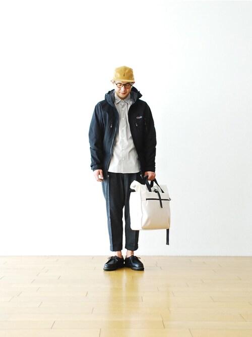 """WONDERMOUNTAINさんの「Tilak(ティラック)  """"Evolution Jacket"""" ¥99,360-(Tilak)」を使ったコーディネート"""
