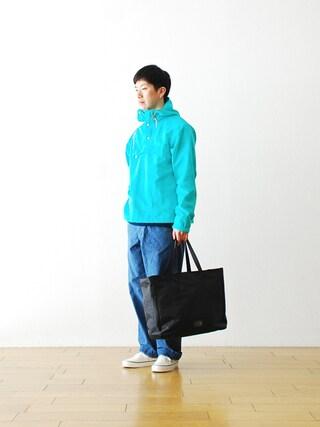 WONDER MOUNTAIN|WONDERMOUNTAINさんの(Battenwear|バテンウエア)を使ったコーディネート