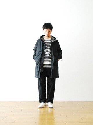 "WONDER MOUNTAIN|WONDERMOUNTAINさんの「itten.(イッテン)  ""itten 13 EDC pants"" ¥24,840-」を使ったコーディネート"