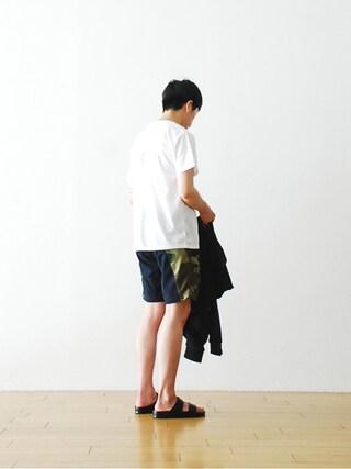 "WONDER MOUNTAIN|WONDERMOUNTAINさんの「MOCEAN (モーシャン)  ""Velocity Shorts - Short"" ¥19,224-(MOCEAN|モーシャン)」を使ったコーディネート"